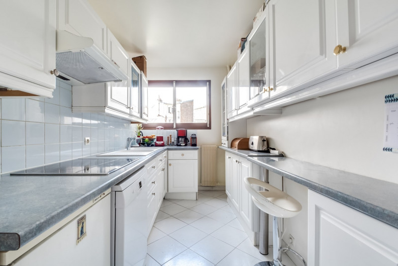 Vente de prestige appartement Paris 14ème 880000€ - Photo 4