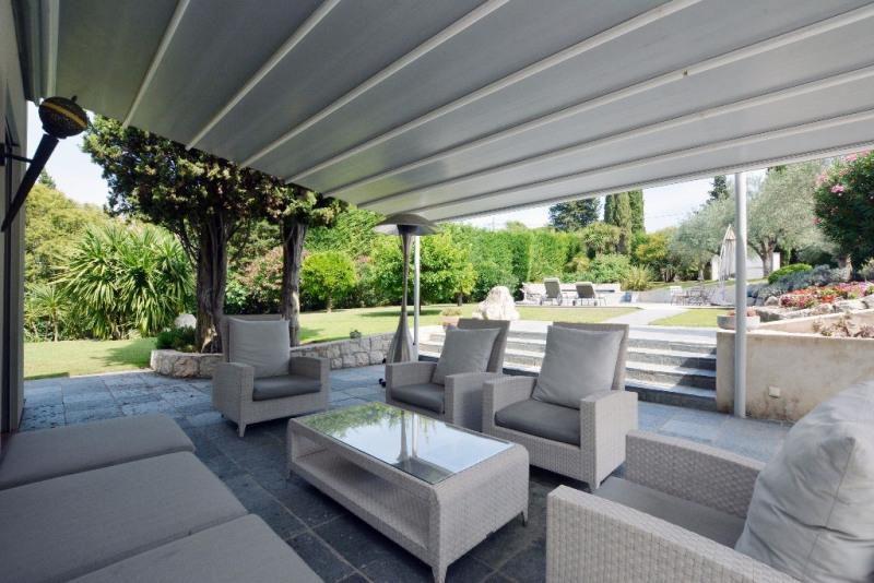 Immobile residenziali di prestigio casa La colle sur loup 1155000€ - Fotografia 2