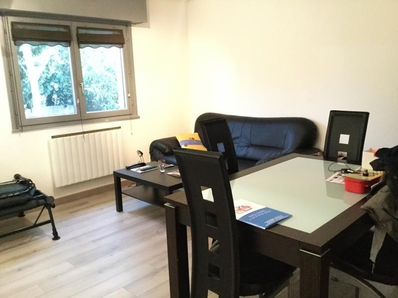 Venta  apartamento Fegersheim 125000€ - Fotografía 1