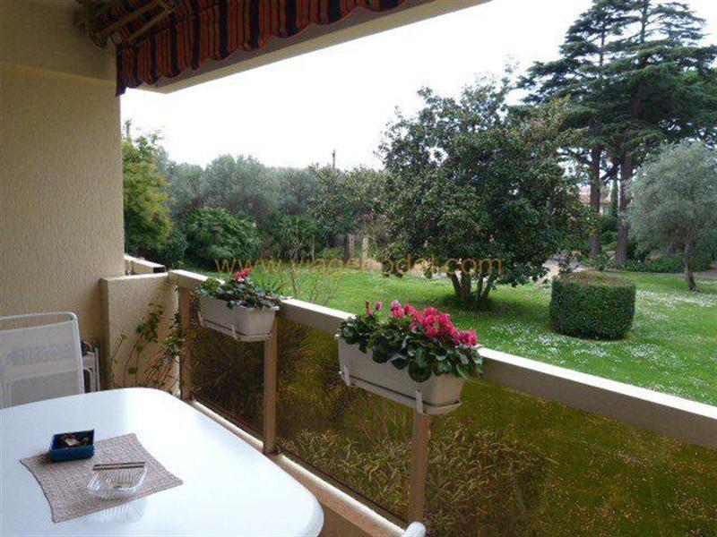 Vendita nell' vitalizio di vita appartamento Golfe-juan 115000€ - Fotografia 12