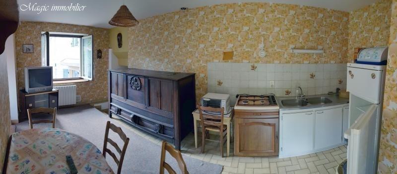 Rental apartment Maillat 375€ CC - Picture 3