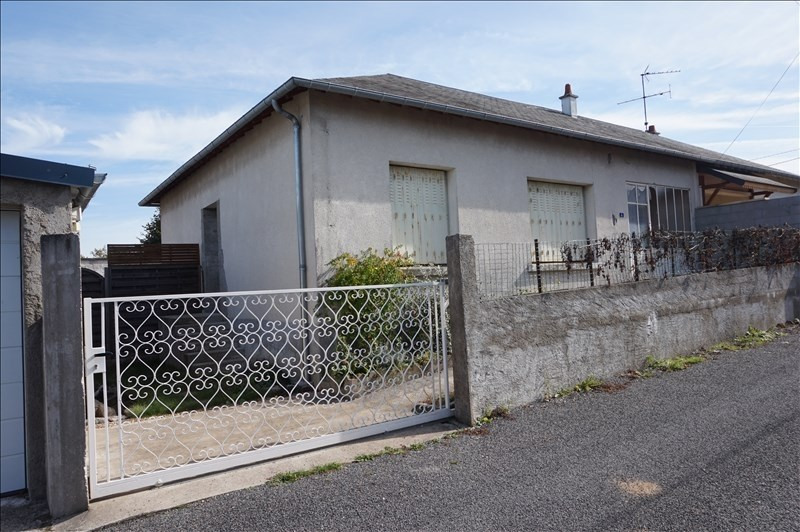 Sale house / villa Vineuil 99 000€ - Picture 2