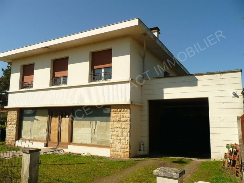 Produit d'investissement maison / villa Villeneuve de marsan 129000€ - Photo 1