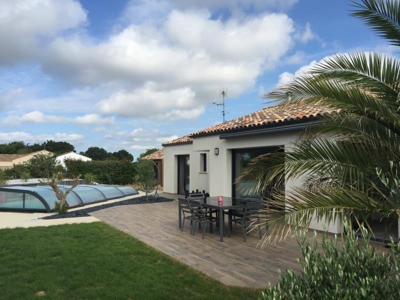 Sale house / villa Jard sur mer 362960€ - Picture 1