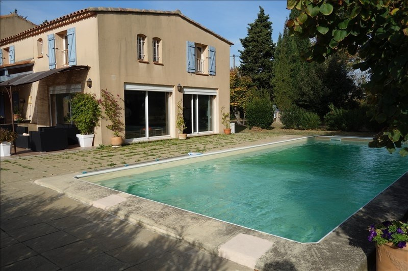 Vente de prestige maison / villa Aubagne 670000€ - Photo 1