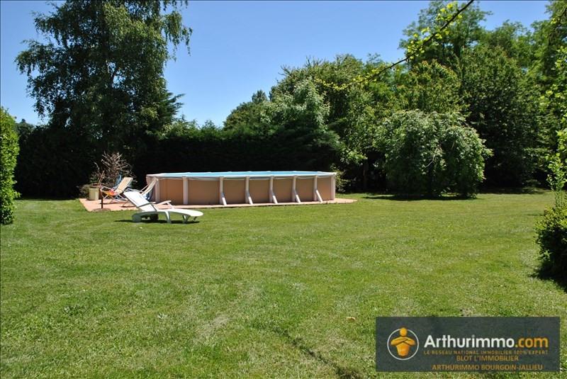 Sale house / villa Bourgoin jallieu 382000€ - Picture 4