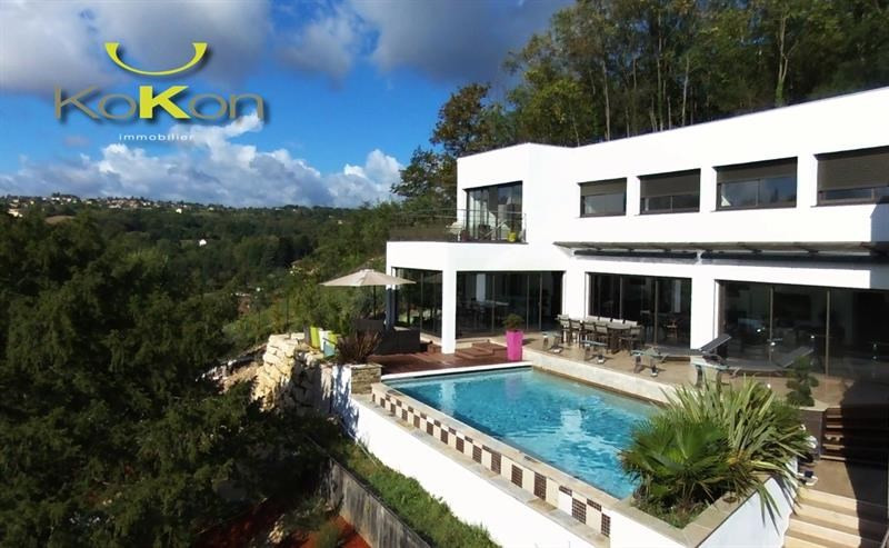 vente maison villa 9 pi ce s sainte foy l s lyon 315 m avec 5 chambres 1 720 000 euros. Black Bedroom Furniture Sets. Home Design Ideas
