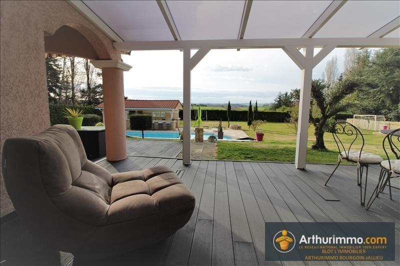 Deluxe sale house / villa Bourgoin jallieu 589000€ - Picture 11
