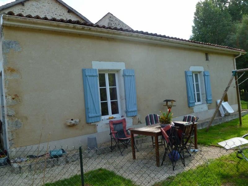Location maison / villa Vivonne 620€ CC - Photo 2