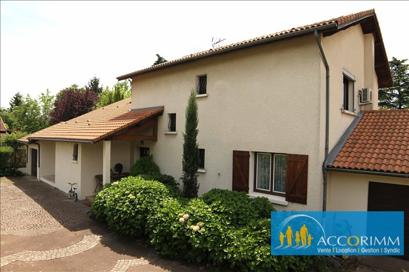 Vente de prestige maison / villa St priest 580000€ - Photo 4