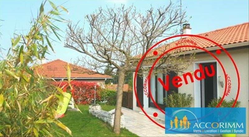 Sale house / villa Ternay 305000€ - Picture 1