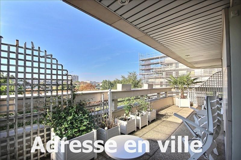 Venta de prestigio  apartamento Levallois perret 1145000€ - Fotografía 1