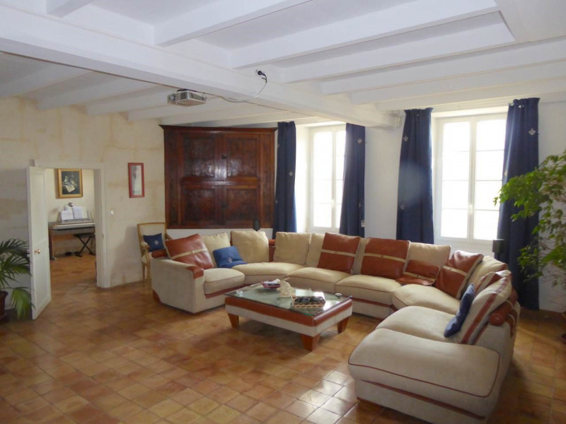 Vente de prestige maison / villa Lignières-sonneville 676000€ - Photo 5