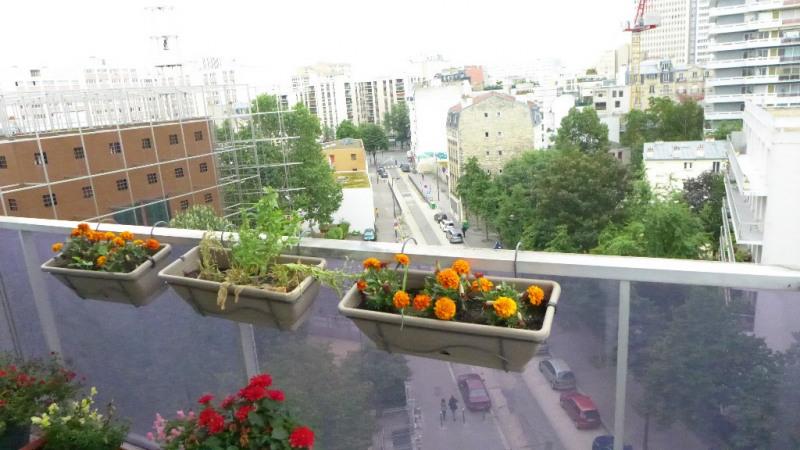 Verkoop  appartement Paris 15ème 458850€ - Foto 10