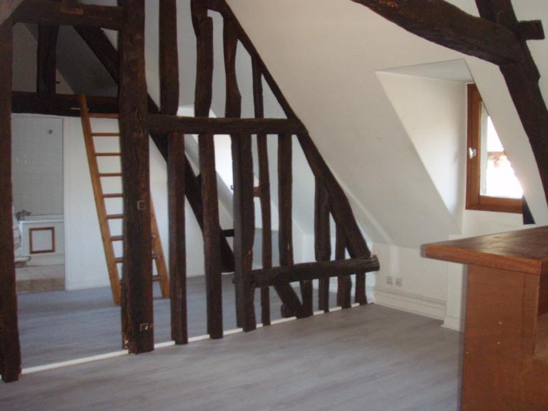 Rental apartment Honfleur 392€ CC - Picture 1
