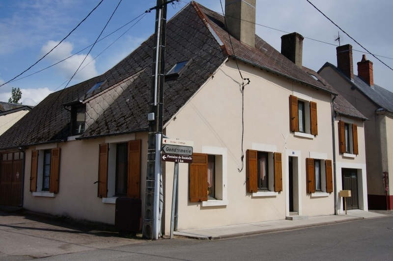 Sale house / villa Henrichemont 74 000€ - Picture 2