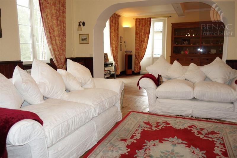 Verkauf von luxusobjekt schloss Gaillac 655000€ - Fotografie 4