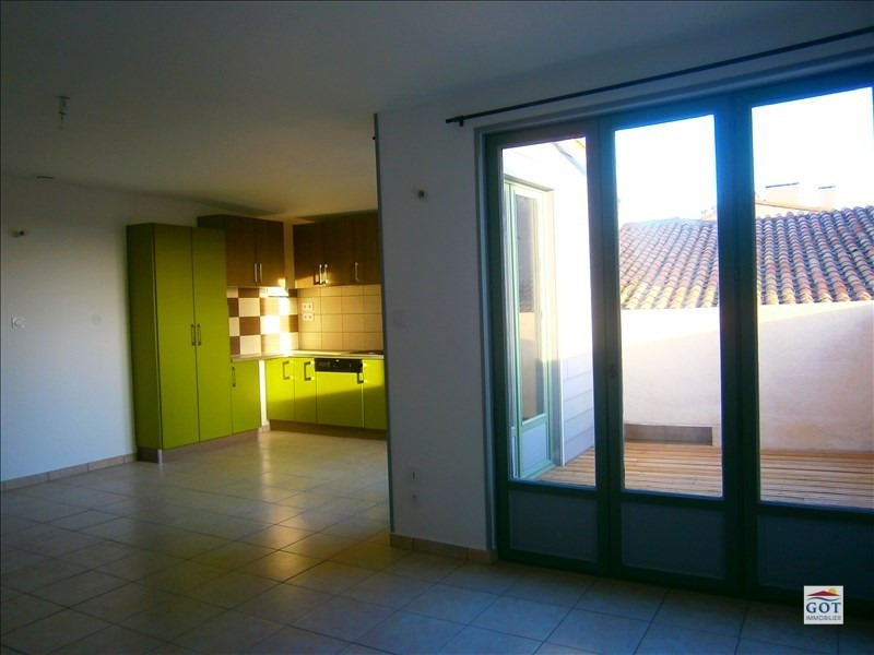 Rental house / villa Salses le chateau 665€ CC - Picture 1