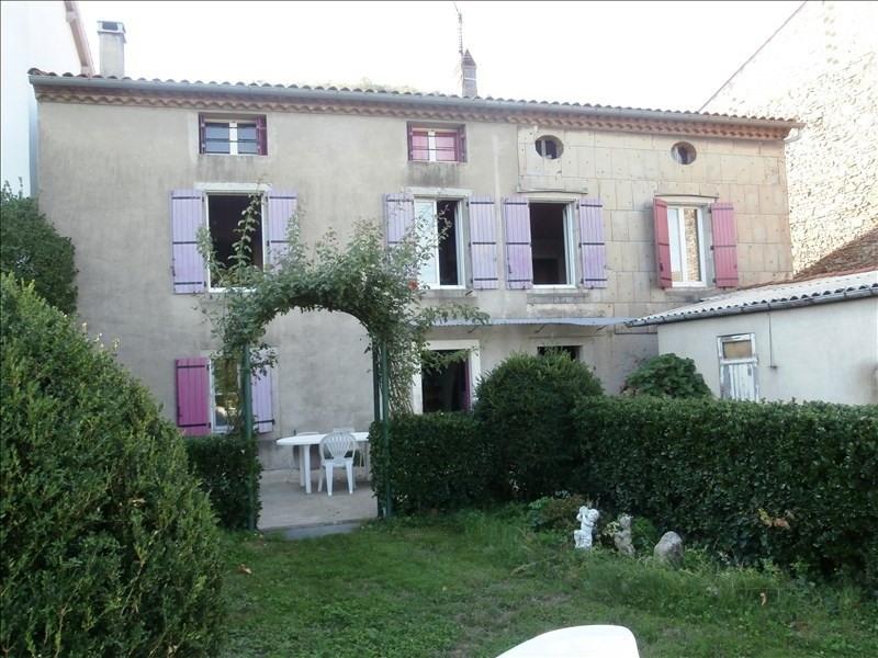 Produit d'investissement maison / villa Secteur de mazamet 168000€ - Photo 1