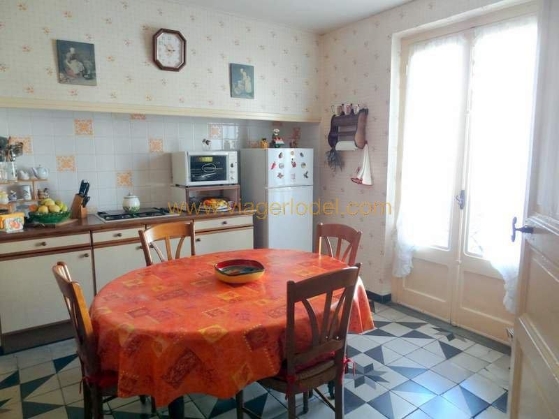 Lijfrente  huis Maureilhan 46000€ - Foto 5