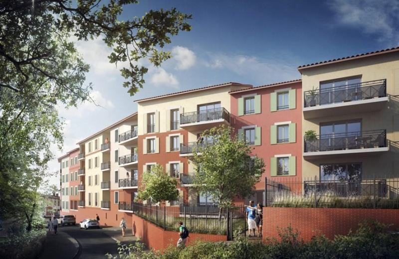 Vente appartement Castanet tolosan 223900€ - Photo 1