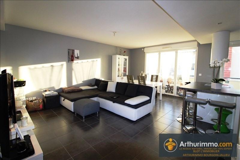 Vente appartement Bourgoin jallieu 160000€ - Photo 3