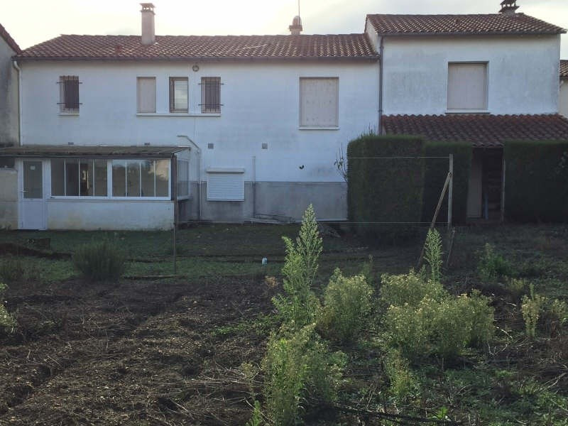 Vente maison / villa Smarves 149000€ -  10