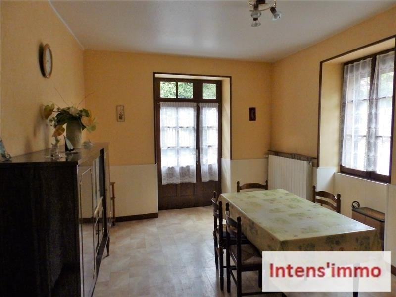 Sale house / villa Chatillon st jean 92 000€ - Picture 1