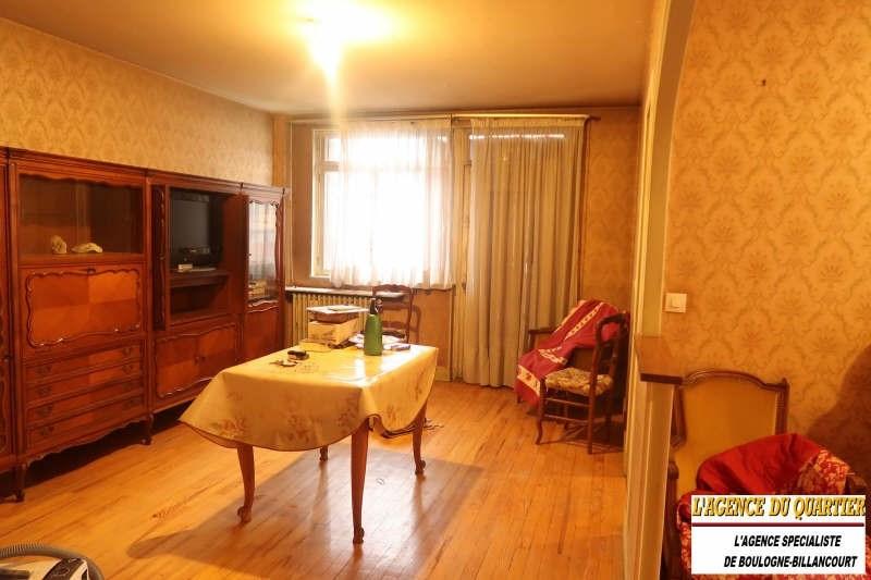 Vente appartement Boulogne billancourt 540000€ - Photo 2