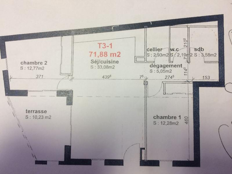 Vente appartement Vieux boucau les bains 215000€ - Photo 7