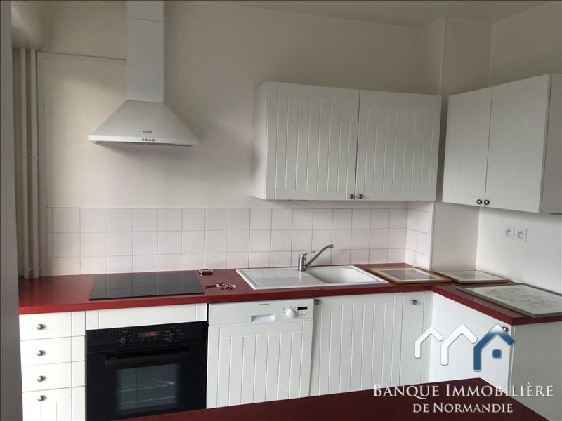 Sale apartment Caen 165800€ - Picture 2