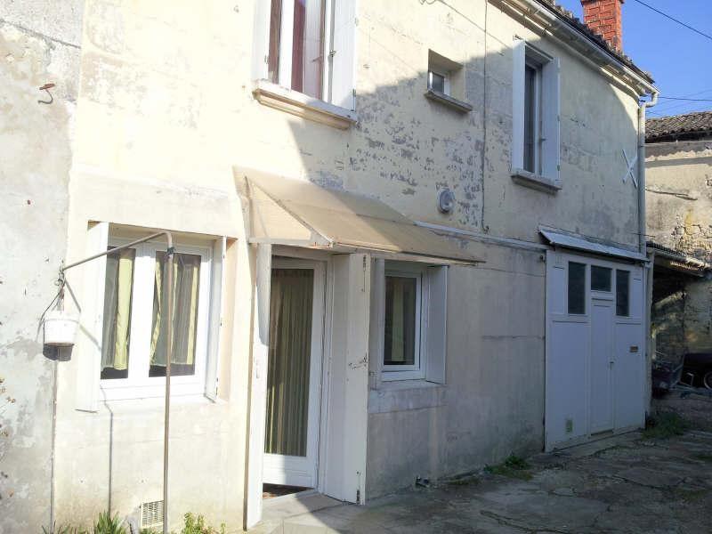 Location maison / villa Le gond pontouvre 329€ CC - Photo 1