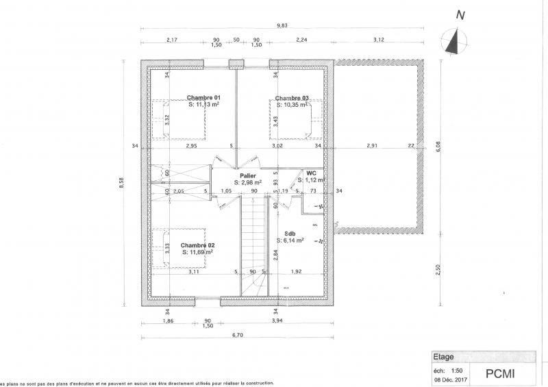 Vente maison / villa Artannes sur indre 209000€ - Photo 2