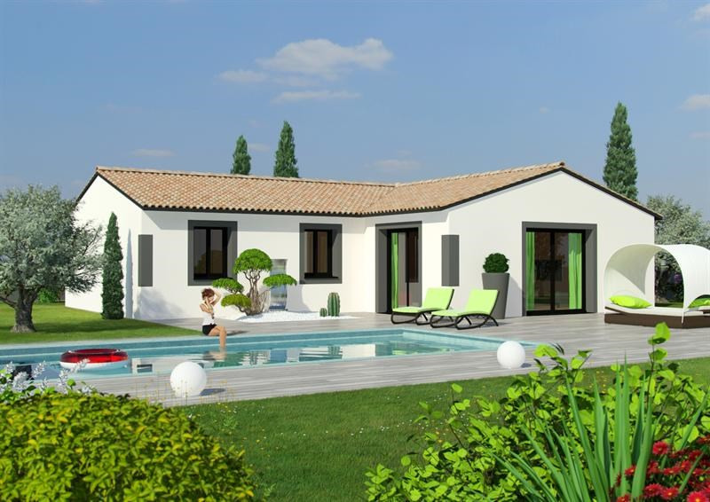 Maison  4 pièces + Terrain 520 m² Villeneuve-de-la-Raho par MAISONS COTE SOLEIL