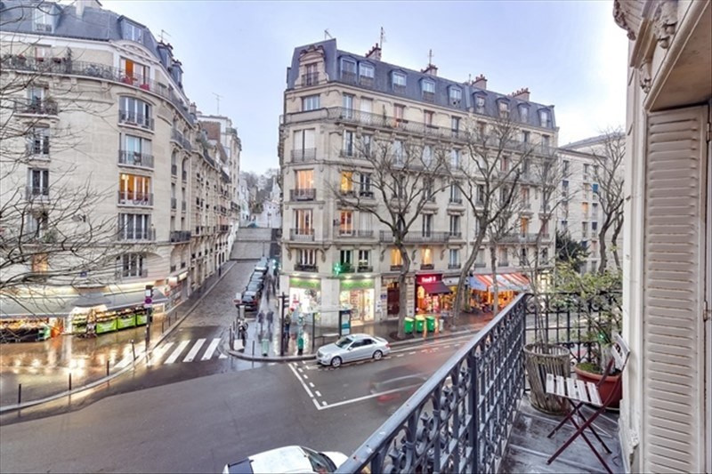 Deluxe sale apartment Paris 18ème 1180000€ - Picture 3
