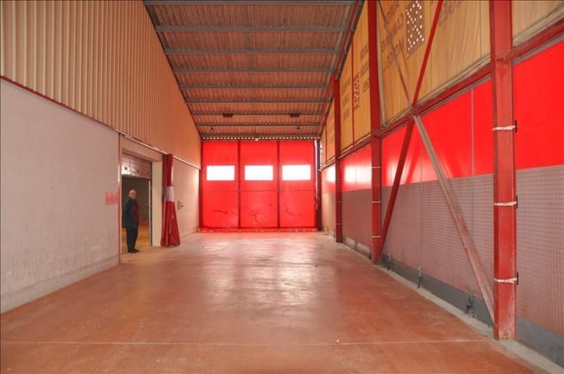 Location local commercial Moneteau 4000€ +CH/ HT - Photo 7