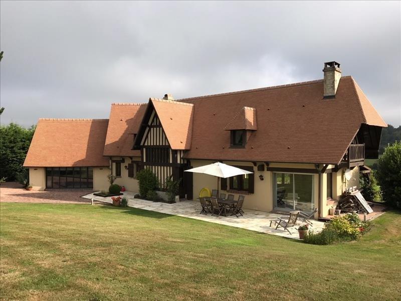 Immobile residenziali di prestigio casa Gonneville-sur-mer 789694€ - Fotografia 1