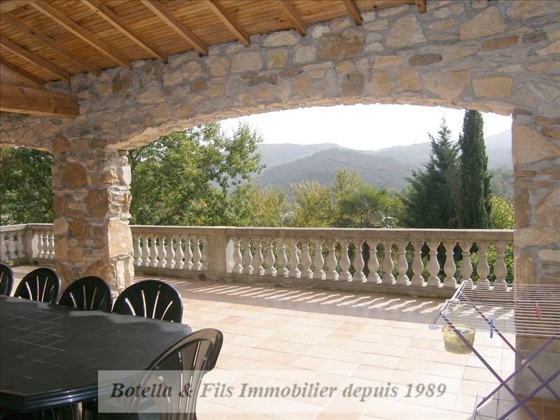 Immobile residenziali di prestigio casa Barjac 630000€ - Fotografia 3