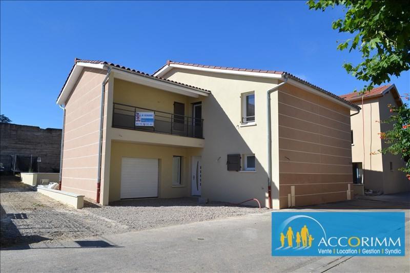 Vente maison / villa Toussieu 335000€ - Photo 1