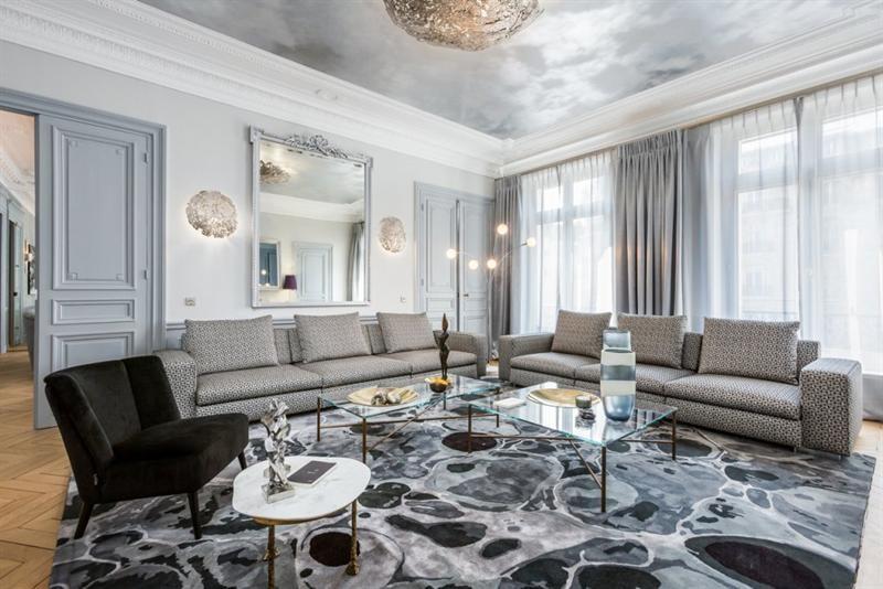 Verkoop van prestige  appartement Paris 8ème 7700000€ - Foto 5