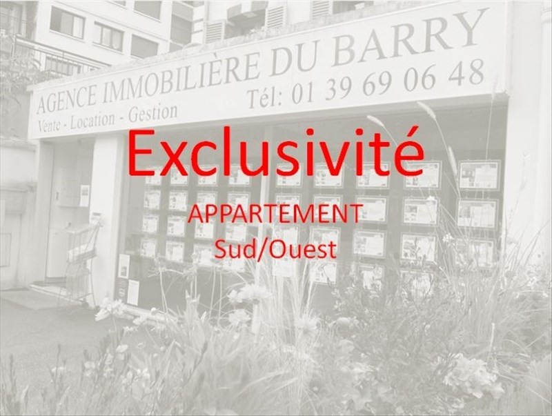 Vente appartement Louveciennes 570000€ - Photo 1