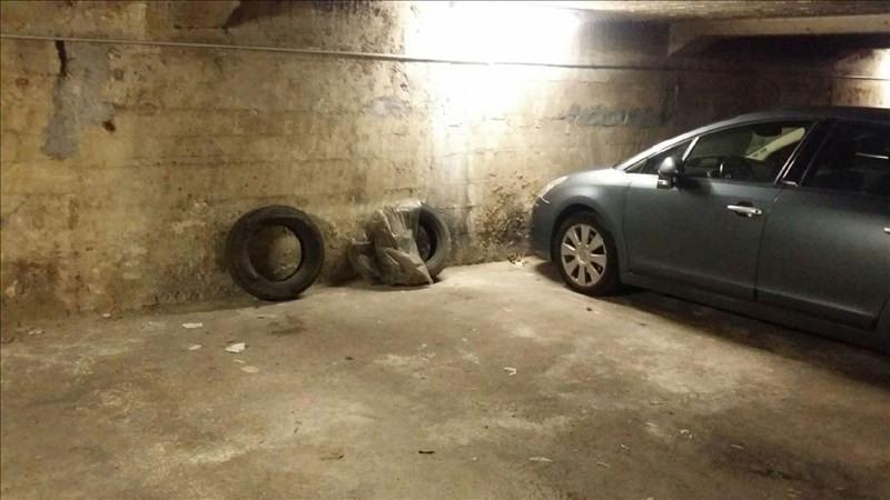 Sale parking spaces Paris 17ème 33500€ - Picture 3