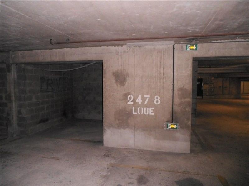 Vente parking Arcueil 11500€ - Photo 3