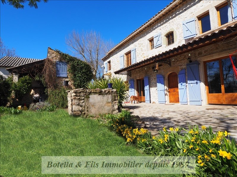 Sale house / villa Pont st esprit 399000€ - Picture 2