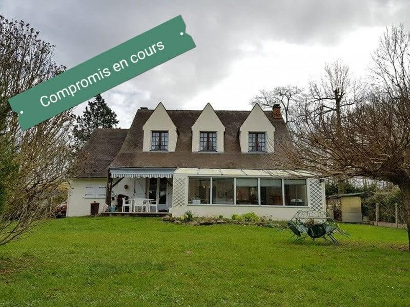 Sale house / villa Montigny-sur-loing 310000€ - Picture 1