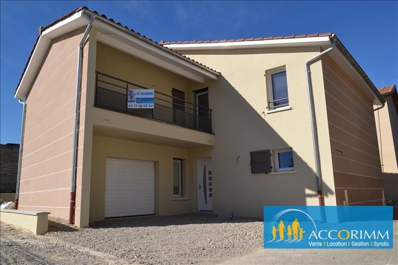 Vente maison / villa Toussieu 335000€ - Photo 10
