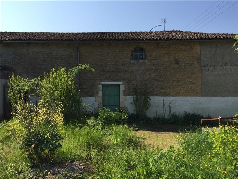 Vente maison / villa La villedieu du clain 99000€ - Photo 15