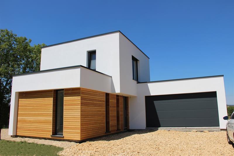 """Modèle de maison  """"Maison moderne personnalisée"""" Moselle par INNOV'HABITAT"""