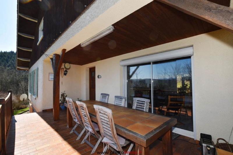 Sale house / villa Courpiere 227900€ - Picture 1