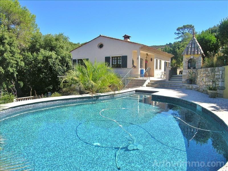 Deluxe sale house / villa Biot 715000€ - Picture 1